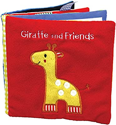 Giraffe and Friends: A Soft and Fuzzy Book for Baby (Friends Cloth Books) by Barron's Educational Series that we recomend personally.