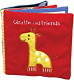 #8: Giraffe and Friends: A Soft and Fuzzy Book for Baby (Friends Cloth Books)