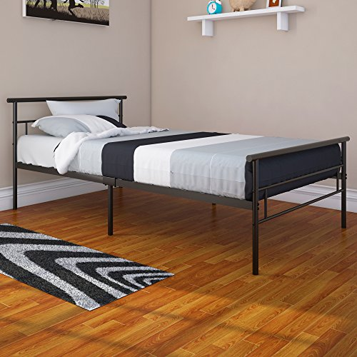 Rack Furniture Seattle Twin Metal Bed Frame - Great for Kids