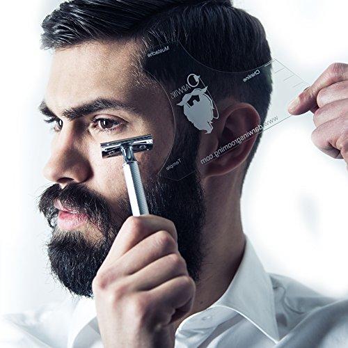 Darwins-Beard-Shaper-Template-Includes-Free-Beard-Comb-Create-The-Perfect-Symmetric-Beard-Lines-With-A-Quality-Grooming-Tool-Jawline-Curve-Cut-Step-Cut-Neckline-Goatee-Beard-Shaping-Tool