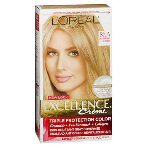 LOreal Paris Excellence Permanent Champagne