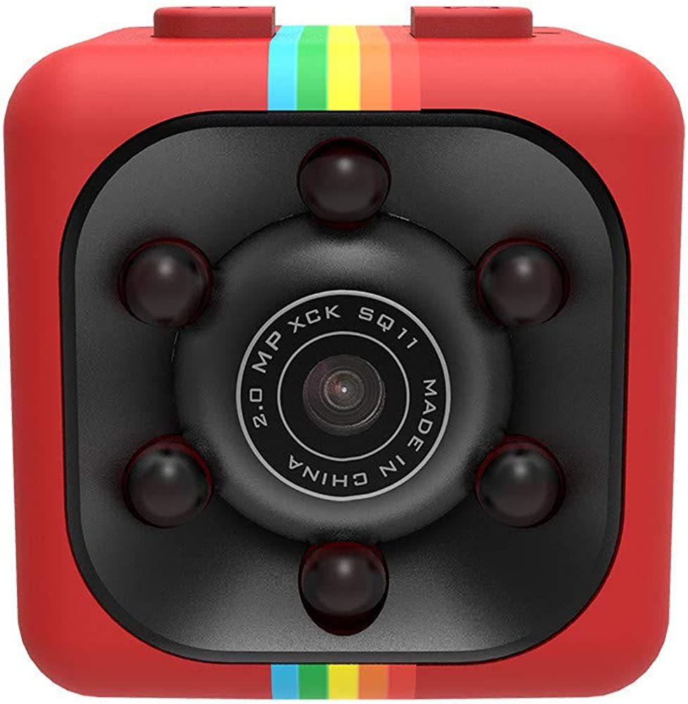 ❤Byedog❤Sq11 Mini Full Hd 1080P Dv Sports Action Camera Dvr Recorder Camera 16G Tf Card