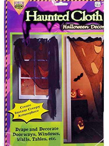 [Haunted Cloth Halloween Decor] (Scary Mime)