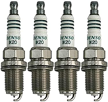 1-Denso Iridium Power Spark Plugs IK20 #5304