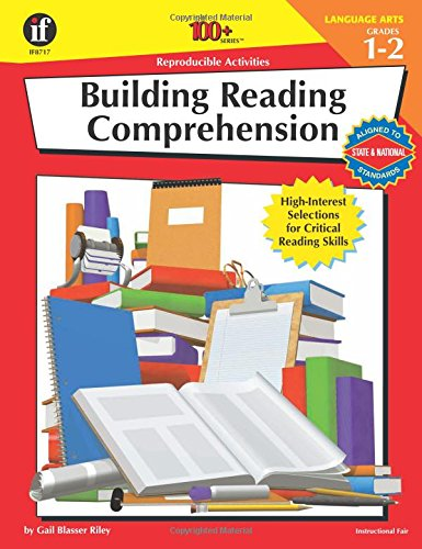 Download The 100+ Series Building Reading Comprehension, Grade 1-2: High-Interest Selections for Critical Reading Skills PDF