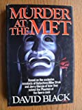 Murder at the Met, David Black, 0385278527