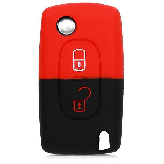 Amazon.com: Kwmobile - Carcasa protectora para llave de ...