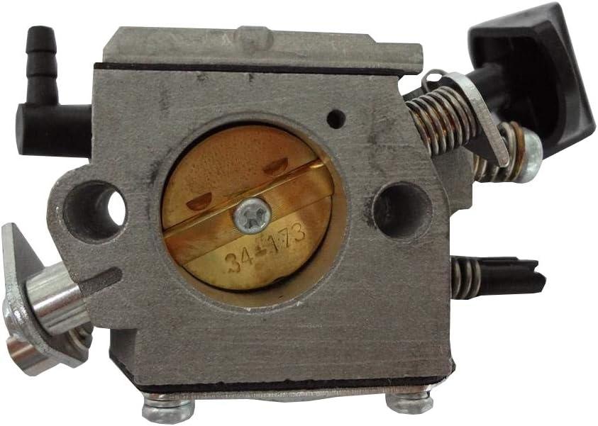 DCSPARES Carburador para Stihl BR320 BR340 BR400 BR420 Ventilador SR320 SR340 SR380 SR400 SR420 pulverizador sustituye a Walbro HD-2 HD-4 HD-7 HD-13