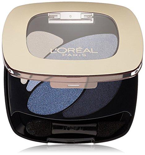 L'Oreal Paris Colour Riche Dual Effects Eyeshadow, Eternal Blue [280] 0.12 oz (Best Copper Eyeshadow For Blue Eyes)