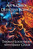 img - for Ava & Carol Detective Agency Series: Books 1-3 (Book Bundle 1) book / textbook / text book