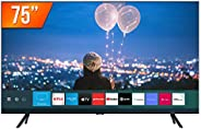 "Tv Samsung Smart 4K 75"" UN75TU800"