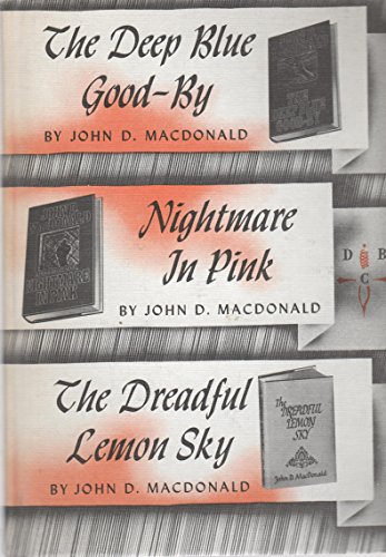 The Deep Blue Good-by / Nightmare in Pink / The Dreadful Lemon Sky (Detective Book Club)