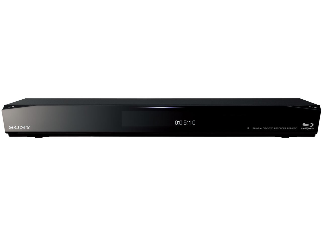 SONY 500GB 1チューナー ブルーレイレコーダー BDZ-E510 B00G91GHJM