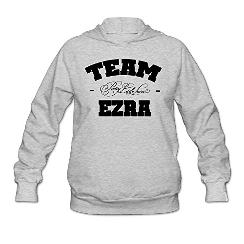 AK79 Women's Hoodies Pretty Little Liars Ezra Size XXL Ash