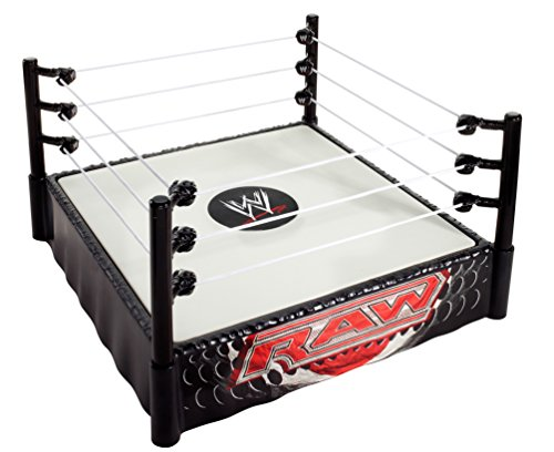 WWE Raw Superstar Ring (Collector Wrestling Figure)