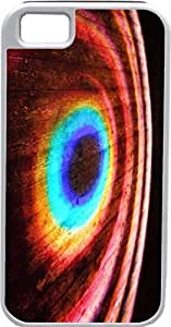 Iphone 5/5S Case Case For Iphone 5/5S Cover Customized Gifts Cover Blue Eye DesiIdeal Gift