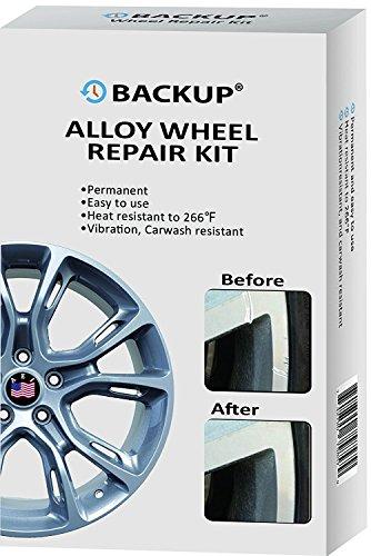 aluminum wheel repair kit - 4