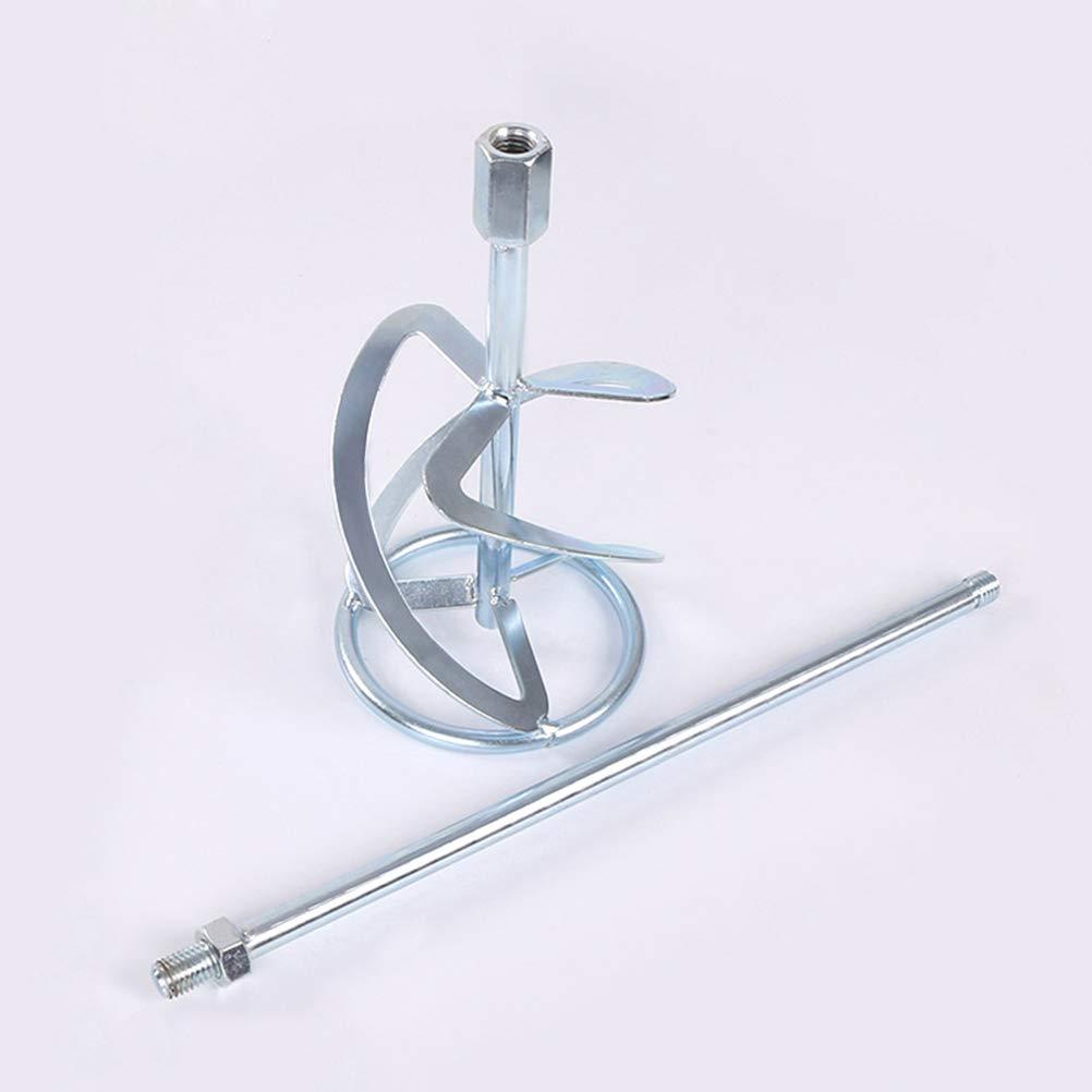 BESTONZON Barra de mezcla del brazo del agitador de la varilla de agitaci/ón del acero inoxidable para el mezclador qu/ímico de la pintura de la capa de la comida
