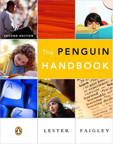 The Penguin Handbook (clothbound)
