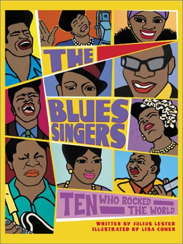 The Blues Singers: Ten Who Rocked the World pdf
