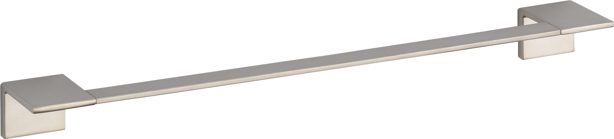 Delta Faucet 77718-SS Vero 18'' Towel Bar, Brilliance Stainless Steel