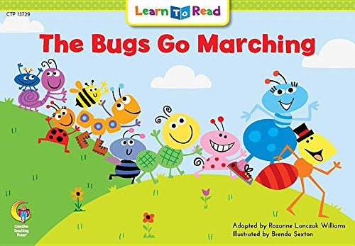 The Bugs Go Marching (Learn to Read)