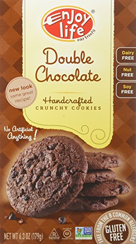 Enjoy Life Double Chocolate Crunchy Cookie, 6.3-Ounce by Enjoy Life Foods (Image #5)