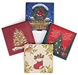 Best Starter Snow Socks - YHY Absorbent Stone Coaster Set, Christmas Style Coasters Review