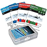 FITDECK Swimming Playing Cards