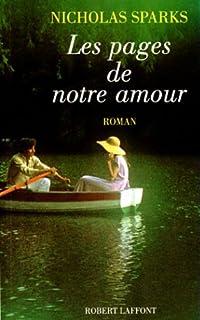 Les pages de notre amour : roman