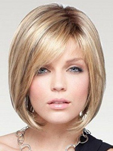 Magic Classical Blonde Synthetic Hairstyle