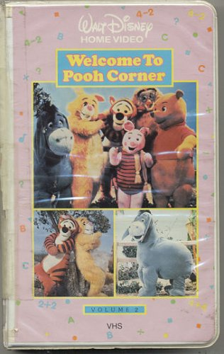 Welcome To Pooh Corner Volume 2