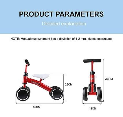 Amazon.com: Gmhvf - Andador para bicicleta de equilibrio ...