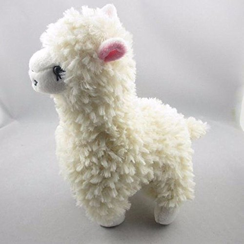Shallen 23cm Cute Alpaca Llama Soft Plush Toy Animal Children Doll (Show Me Pictures Of Monster High)