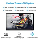 Pandora Treasure 3D Arcade Game Console - 2706