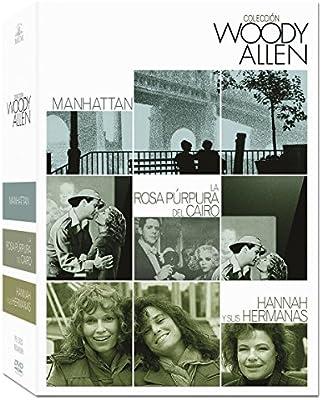 Coleccion Woody Allen: Manhattan+ Rosa Purpura Del Cairo+ Hannah Y ...