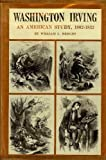Washington Irving : An American Study, 1802-1832, Hedges, William L., 0801802636