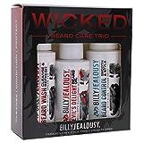 Billy Jealousy Wicked Beard Trio Kit