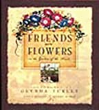 Front cover for the book Friends are Flowers by Ginny Hobson