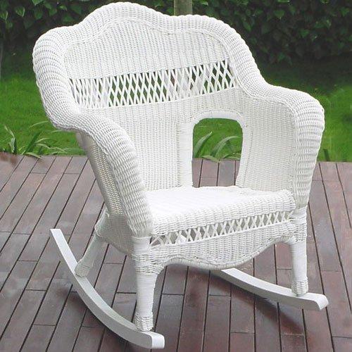 Sahara Wicker (Sahara Wicker Rocker Chair)