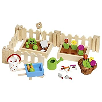 Dolls House Vegetable Garden Dolls House Garden Furniture Accessories