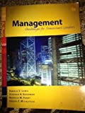 Bundle: Custom Management: Challenges for Tomorrow's Leaders, 5th + Custom Printed Access Card D2L Principles of Management 310 : Custom Management: Challenges for Tomorrow's Leaders, 5th + Custom Printed Access Card D2L Principles of Management 310, Lewis and Lewis, Pamela S., 113339339X