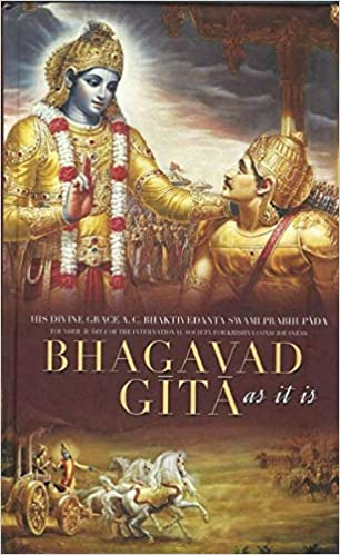 Amazon.fr - Bhagvad gita as it is english new edition - - Livres