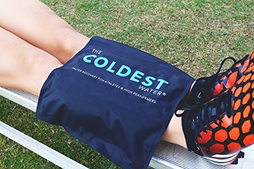 The Coldest Ice Pack Gel Reusable Flexible Therapy Best For Back Pain Leg Arm Knee Shoulder Sciatic Nerve Recovery Medical Grade X-Large Big Compress 15'' x 12'' by The Coldest Water by The Coldest Water (Image #5)