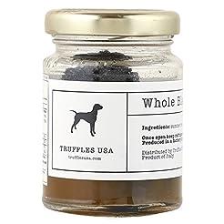 TRUFFLES USA Whole Black Truffles 1.76 o...