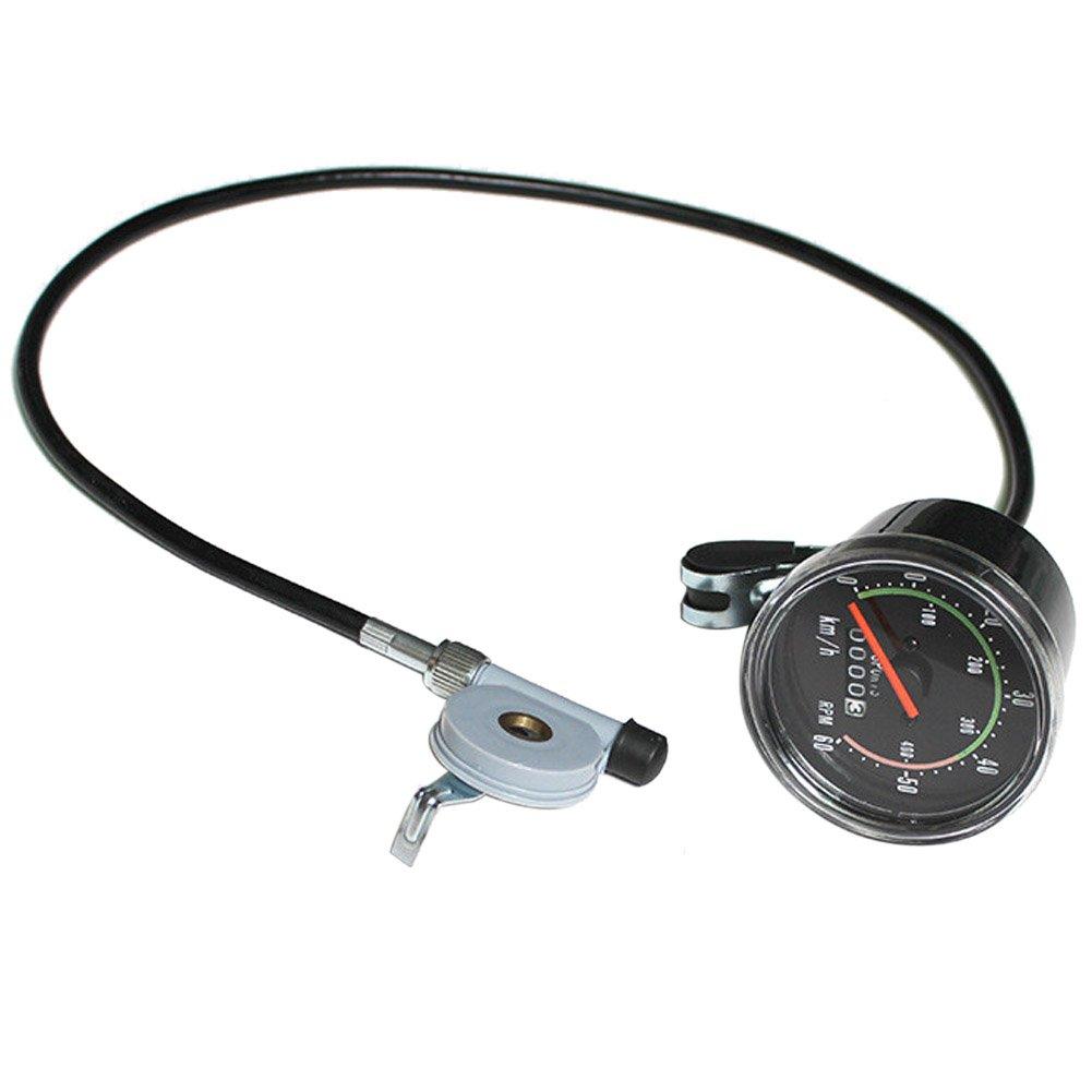 ttnight Mechanical Speedometer, Universal Classical