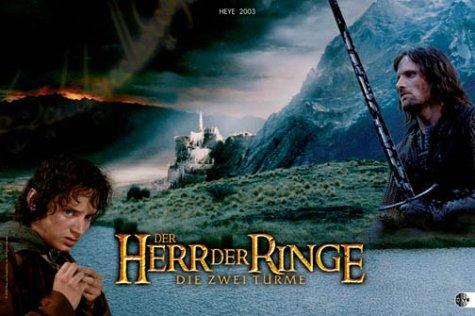 Herr der Ringe - Maxi Date Book 2003