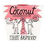 The Coconut Collaborative Natural Coconut Milk Yoghurt Alternative with Raspberry Compote, 120g