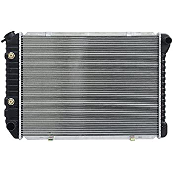 NEW RADIATOR FITS FORD MUSTANG ECOBOOST PREMIUM COUPE 2015 FR3Z8005C FR3Z-8005-D