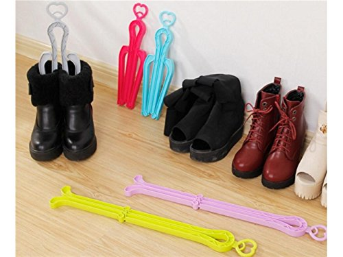 Coffre Chaussures Bottes Stands JwlqAy Shaper Support Tendance Montantes Pliable Clip Epx04q